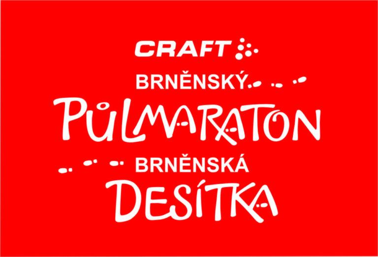 CRAFT Brněnský půlmaraton a desítka