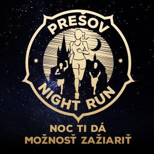 Prešov Night Run