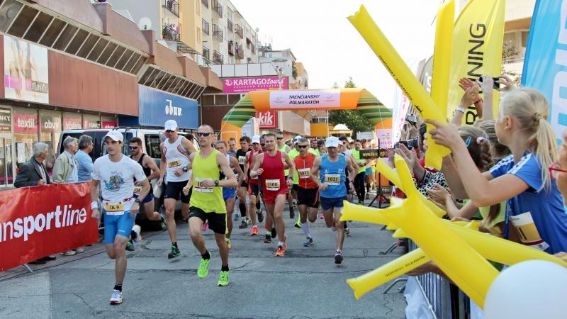 Trenčiansky Lugera polmaratón 2019