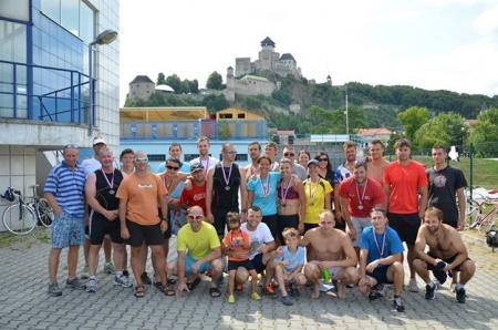Trenčiansky triatlon 2019