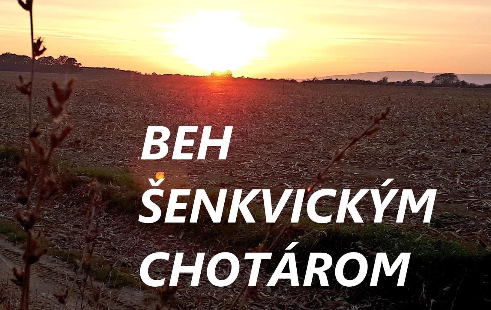 Beh Šenkvickým chotárom