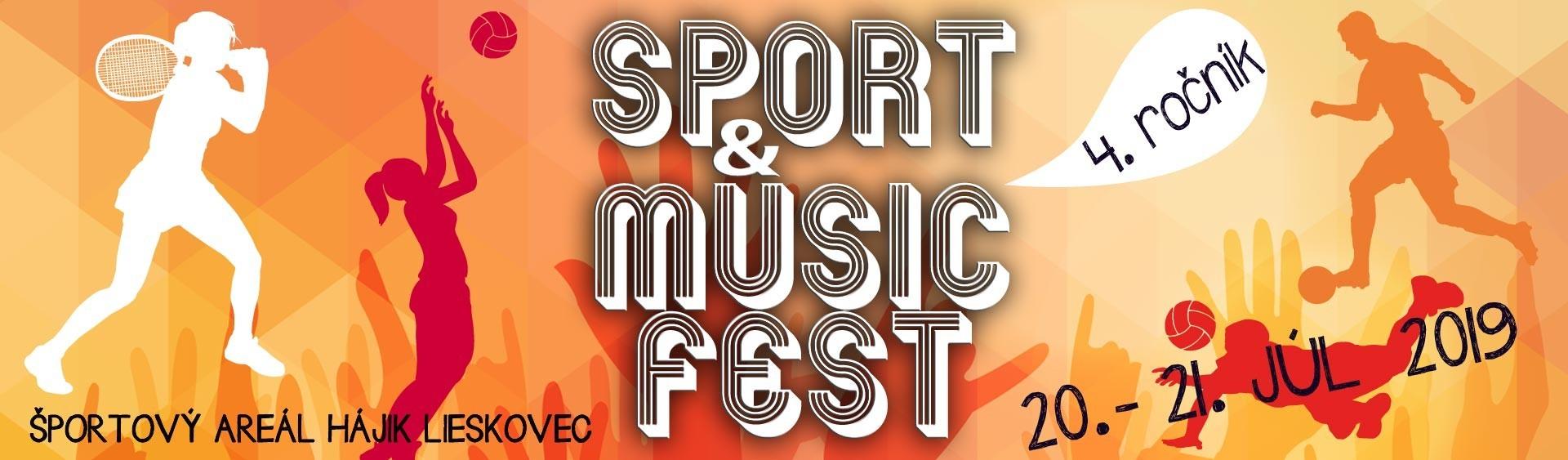Večerný beh SPORT&MUSIC FEST