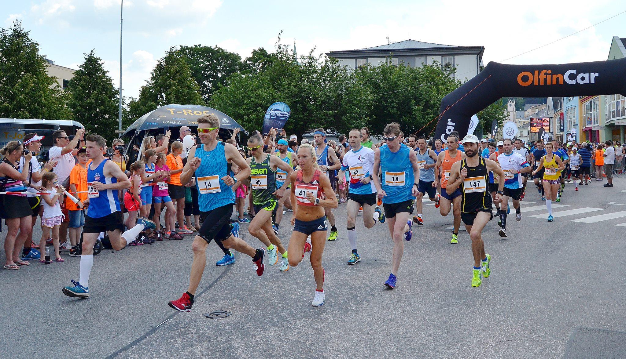 Trutnovský půlmaraton