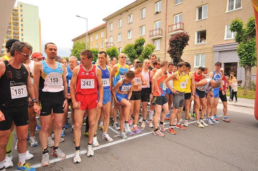Žiarsky mestský polmaratón