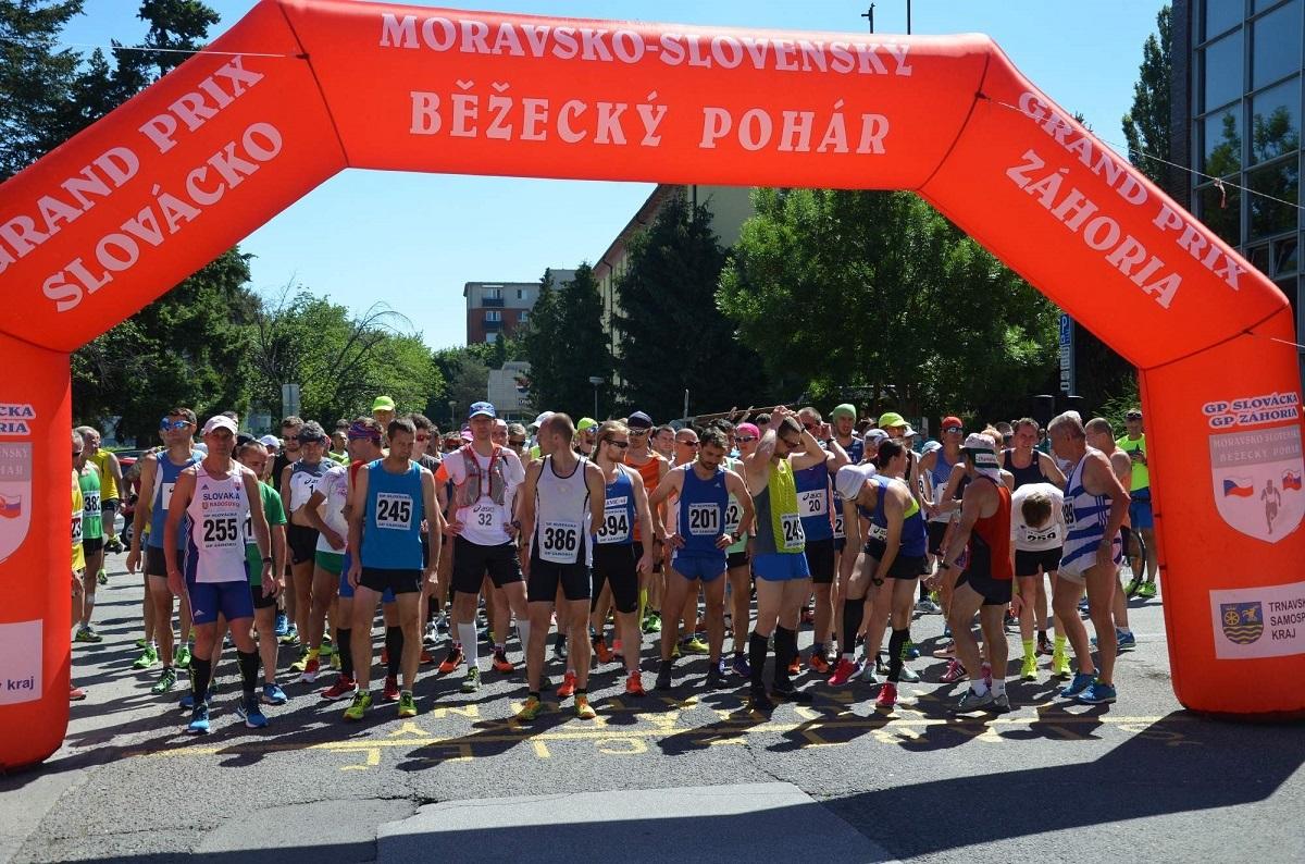 Záhorácky maratón