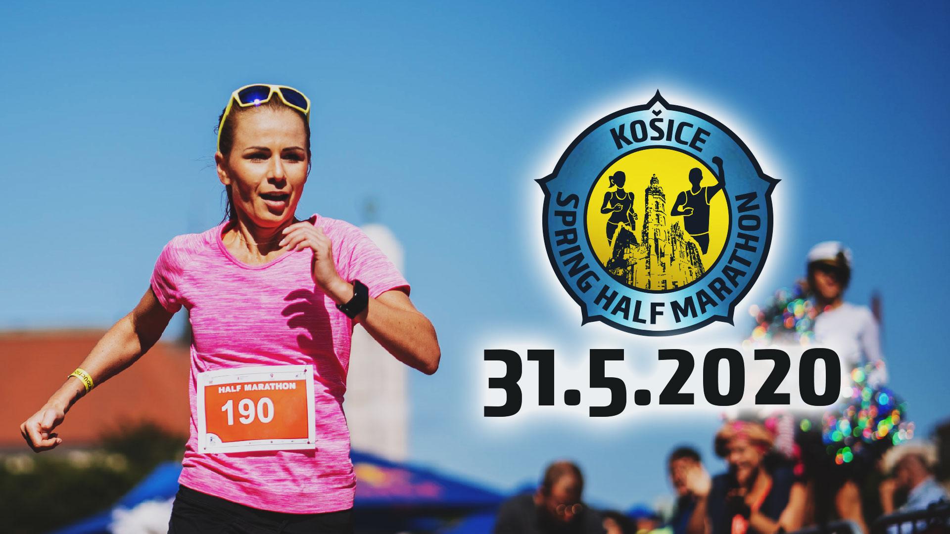 Košice Spring Half Marathon